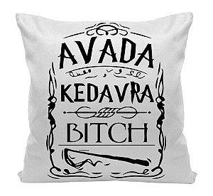 Almofada - Harry Potter - Avada Kedavra Bitch