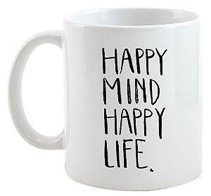Caneca - Happy Mind