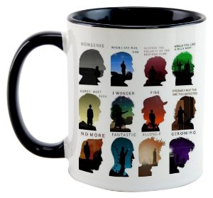 Caneca - Doctor Who - Doctors