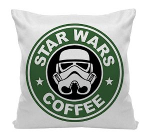 Almofada - Star Wars coffee