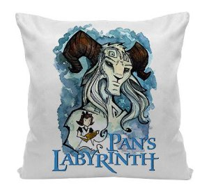 Almofada - Pans Labyrinth - Blue