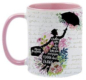 Caneca - Mary Poppins