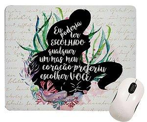 Mouse Pad - Princesas - Pequena Sereia