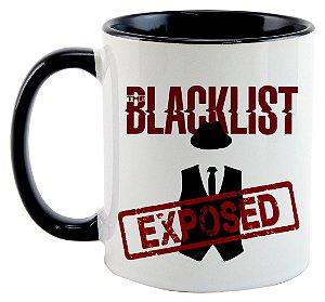 Caneca - The Blacklist - Exposed
