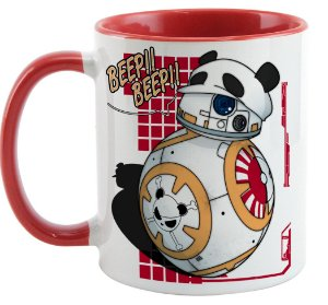 Caneca - Star Wars - BB8 - Panda Cute