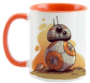 Caneca - Star Wars - BB8