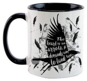 Caneca - Six of Crows - Quote