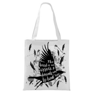 Ecobag - Six of Crows - quote