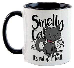 Caneca - Série Friends - Smelly Cat