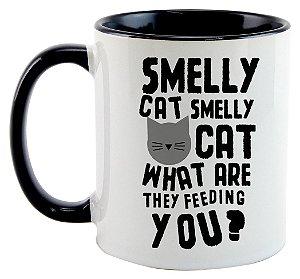 Caneca - Série - Friends - Smelly Cat, Smelly Cat