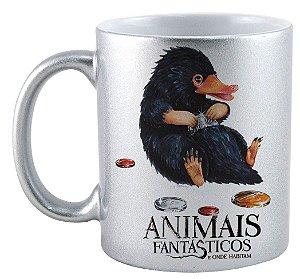 Caneca - Animais Fantásticos - Pelúcio