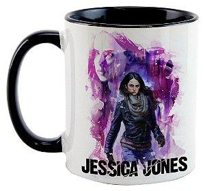 Caneca - Jessica Jones - Black