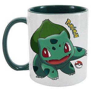 Caneca - Pokemon Bulbasaur