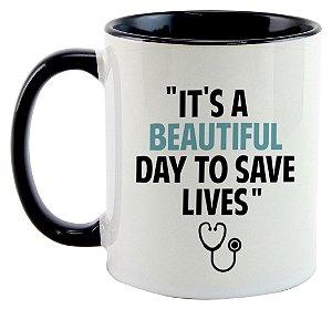Caneca - Save Lives