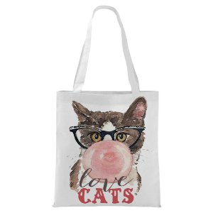 Ecobag - Love Cats