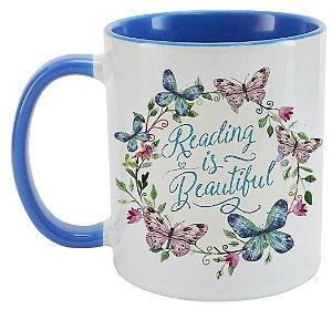 Caneca - Bookstagram - Reading is Beautiful