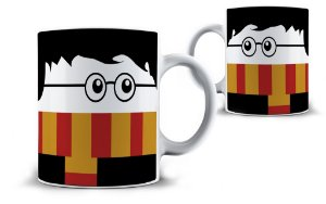 Caneca Harry Potter - Personagem Harry