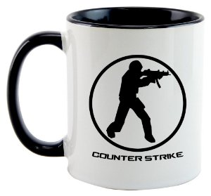 Caneca - Counter Strike