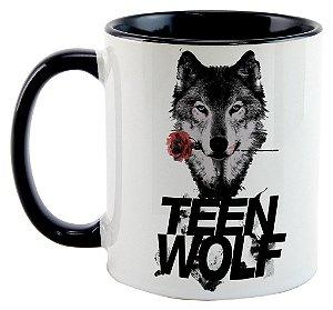 Caneca - Teen Wolf