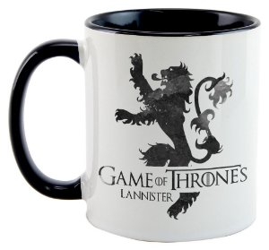Caneca Game of Thrones - Casa Lannister