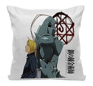 Almofada - Anime Fullmetal Alchemist - Alphonse e Edward