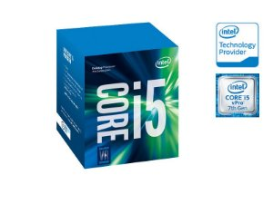 Processador Intel BX80677I57500 i5 7500 socket 1151 3.40Ghz 6Mb Cache 7º Ger