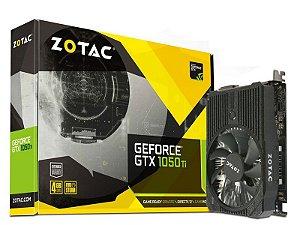 Placa de vídeo nvidia zotac ZT-P10510A-10L gtx 1050 ti 4gb mini ddr5 128Bit 7000Mhz