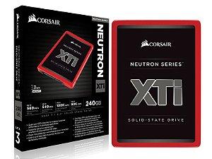 """Ssd Desktop Notebook Gamer Corsair Neutron Xti 240Gb 2.5"""""""
