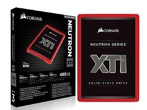 """Ssd Desktop Notebook Gamer Corsair Neutron Xti 480Gb 2.5"""""""