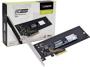 Ssd Desktop Notebook Kingston Skc1000H/240G 240Gb Kc1000 M.2