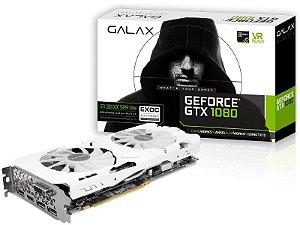 Geforce Galax Nvidia 80Nsj6Dhn1Ws Gtx 1080 White 8Gb Ddr5X  256Bit 10Gbps