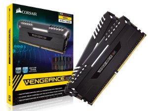 Memória Gamer Ddr4 Corsair Cmr32Gx4M2C3000C15 32Gb Kit (2X16Gb) 3000Mhz