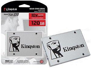 "Ssd Kingston Suv400S37/120G Uv400 120Gb 2.5"" Sata Iii Blister"