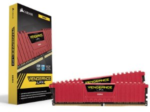 Memória Gamer Ddr4 Corsair Cmk32Gx4M2A2400C14R 32Gb Kit (2X16Gb) 2400Mhz