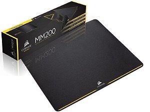 Mouse Pad Gamer Corsair Ch-9000099-Ww Mm200 Medium 36 X 30Cm Preto