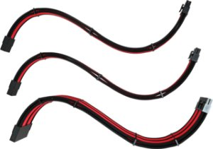 Cabo Sleeved Rise mode Black And Red Rm-Sl-01-Br