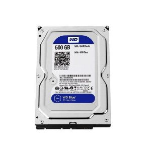 Hd Interno 500gb Western Digital blue Wd5000azlx Sata3 32mb Nacional