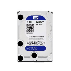 Hd Interno 2tb Western Digital blue Wd20ezrz Sata 3 64mb Nacional