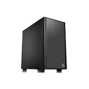 Gabinete Gamer Thermaltake versa h17 black CA-1J1-00S1NN-00