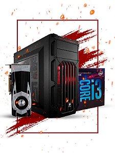 Pc Gamer Intel, i3 8100, Gtx 1060 6Gb, 8gb de ram, ssd 120gb, fonte 500w