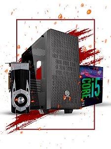 Pc Gamer Intel, i5 8400, Gtx 1060 6gb, 8gb de ram, 1tb hd, ssd 120gb, fonte 500w