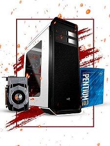Pc Gamer Intel, Pentium g5400, Gtx 1050ti 4gb, 8gb de ram, ssd 120gb, fonte 400W