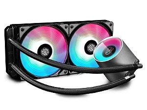 Water cooler Deepcool Castle 240 RGB, DP-GS-H12L-CSL240RGB