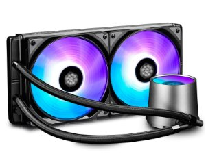 Water cooler Deepcool Castle 280 RGB, DP-GS-H12L-CSL280RGB