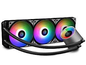 Water cooler Deepcool Castle 360 RGB, DP-GS-H12L-CSL360RGB