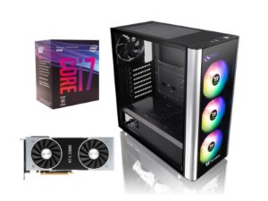 Pc Gamer Intel, i7 8700, Rtx 2080 8gb, 16gb ram, 1tb hd, ssd m2 240gb, fonte 700w