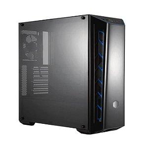 Gabinete Gamer Cooler Master MasterBox MB520 Blue, MCB-B520-KANN-S00