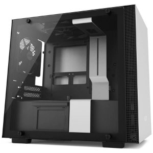 Gabinete Gamer NZXT H200 White, CA-H200B-W1