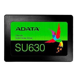 Ssd Adata SU630 480Gb 2,5 Sata III, ASU630SS-480GQ-SSD