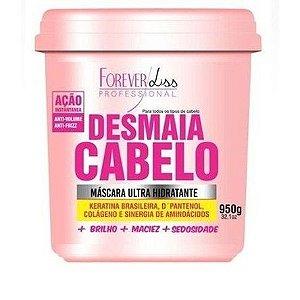 Máscara Desmaia Cabelo Anti Volume e Frizz FOREVERLISS 950g